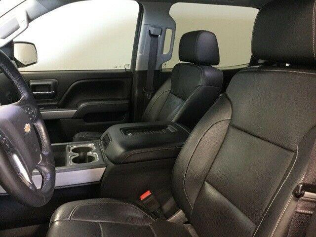 sharp 2016 Chevrolet Silverado 1500 LTZ pickup