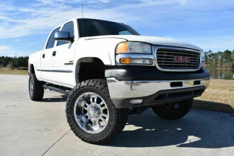 very clean 2002 GMC Sierra 2500 SLE pickup for sale