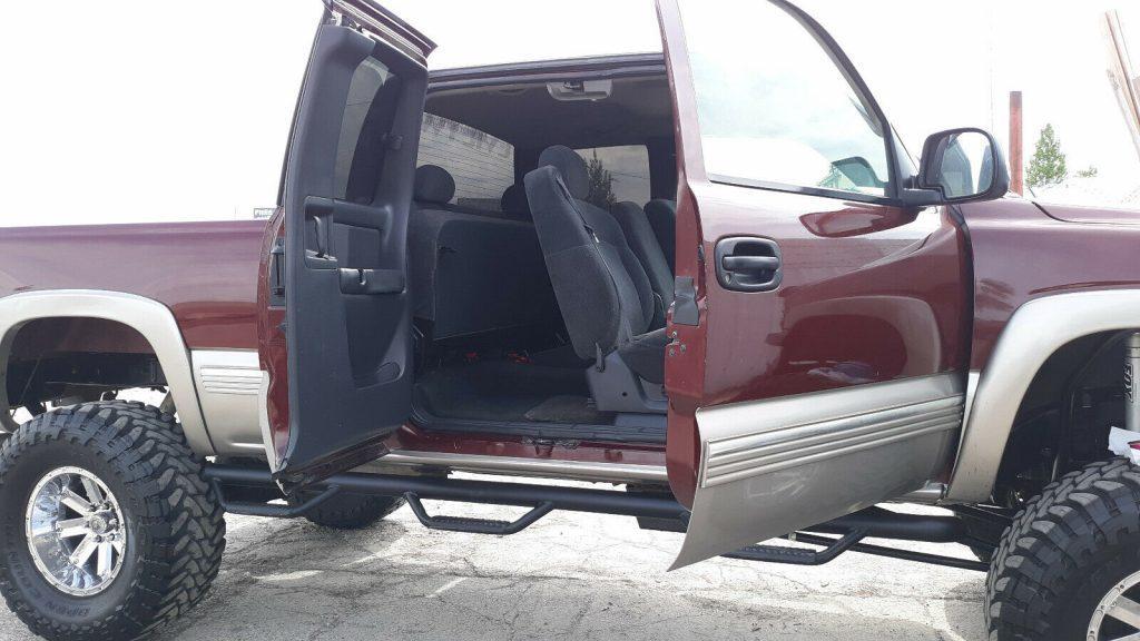 very nice 1999 Chevrolet Silverado 1500 pickup