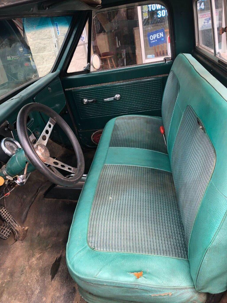 vintage 1969 Chevrolet C 10 Pickup