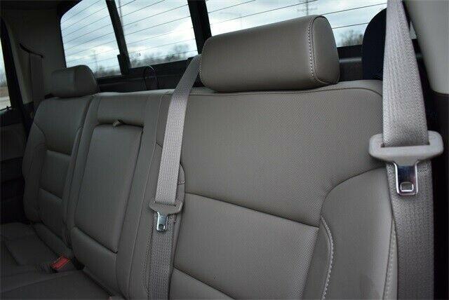 well equipped 2016 Chevrolet Silverado 2500 LTZ pickup