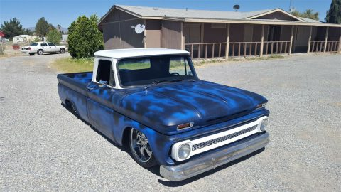 air ride 1964 Chevrolet C 10 Custom pickup for sale