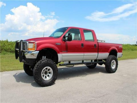 great shape 2001 Ford Super Duty F 250 XLT pickup for sale