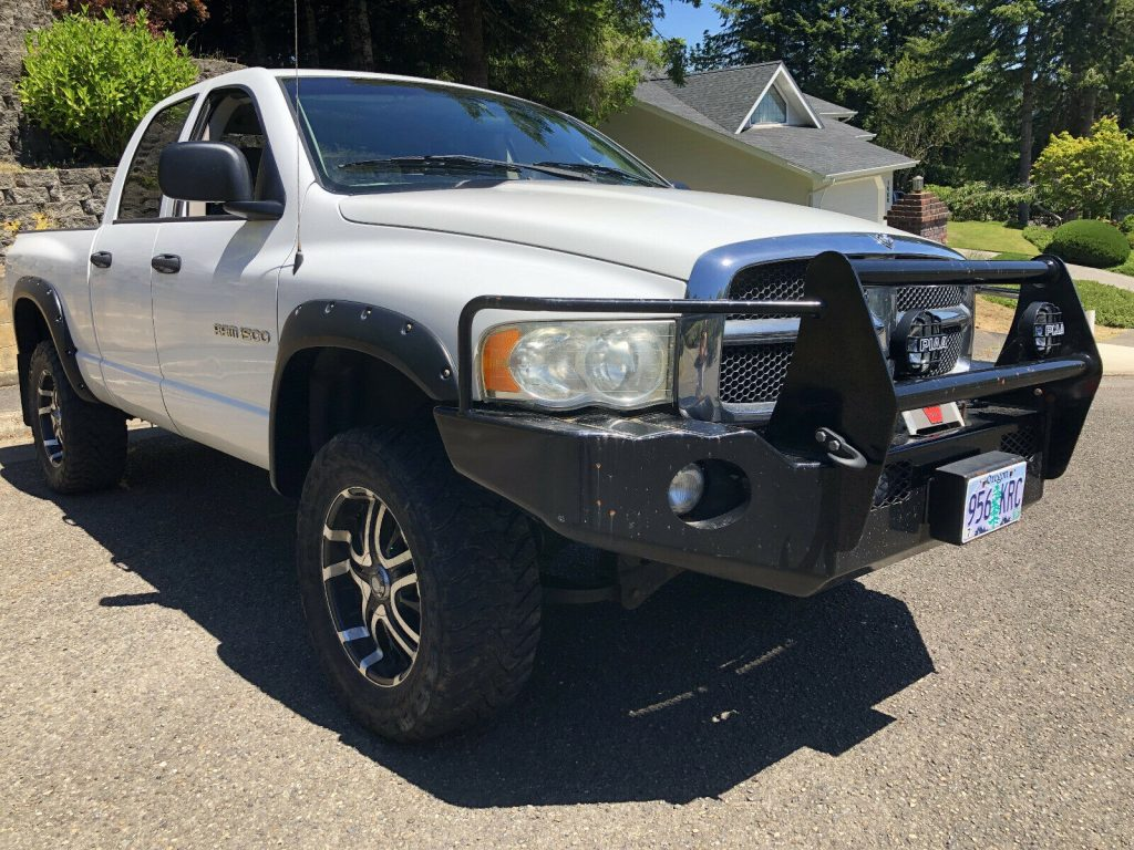 lots of add-ons 2003 Dodge Ram 1500 SLT pickup