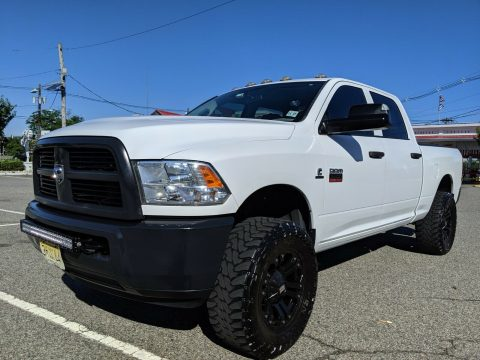 low miles 2012 Dodge Ram 2500 ST pickup for sale
