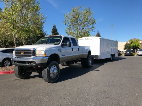 many upgrades 2000 Ford F 350 SuperDuty pickup for sale