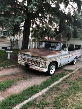 project 1963 Chevrolet pickup for sale