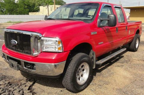 very nice 2006 Ford F 250 XL/XLT pickup for sale