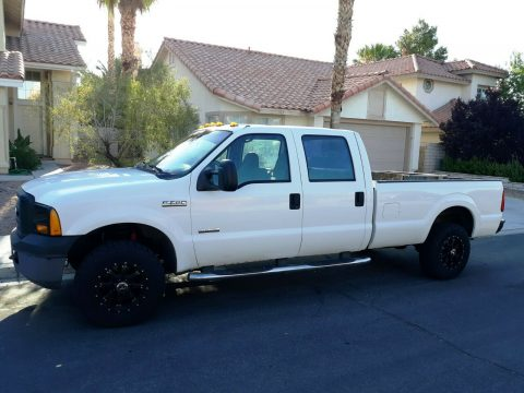 excellent running 2006 Ford F 250 XL pickup for sale
