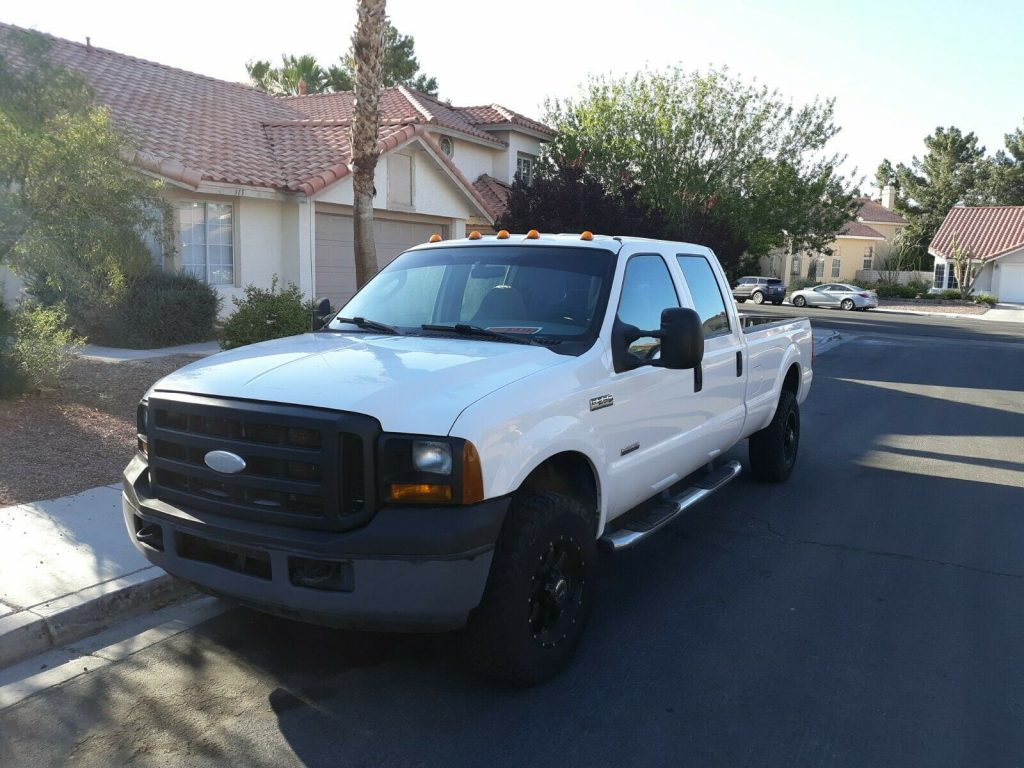 excellent running 2006 Ford F 250 XL pickup