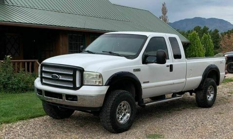 great running 2006 Ford F 150 SD pickup for sale