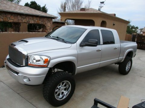 great working 2006 Dodge Ram 2500 Laramie pickup for sale