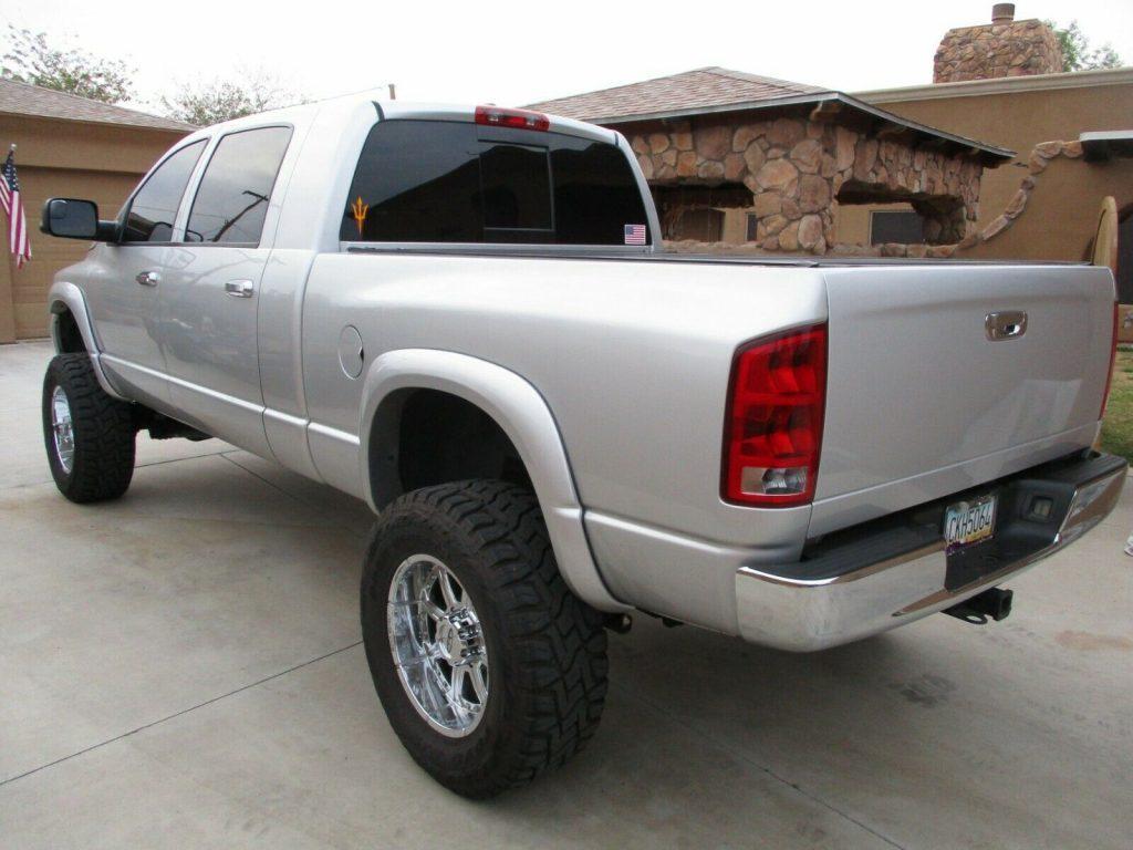 great working 2006 Dodge Ram 2500 Laramie pickup