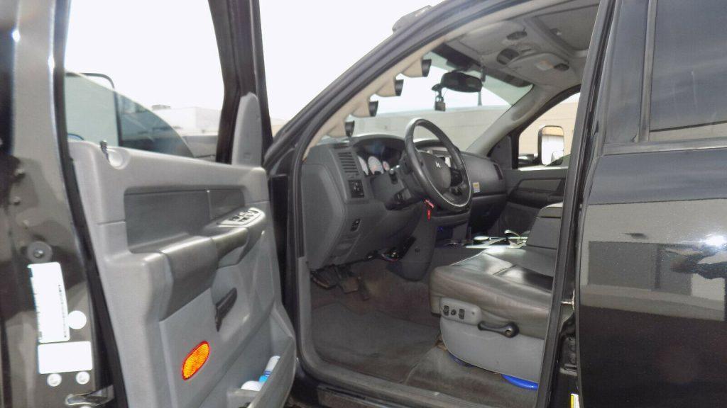 upgraded 2007 Dodge Ram 2500 pickup