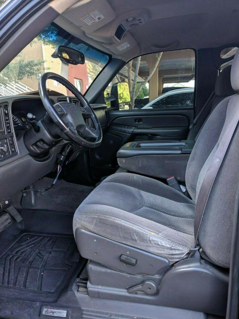 very clean 2007 Chevrolet Silverado 1500 LT pickup
