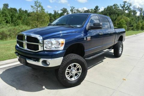 very nice 2008 Dodge Ram 2500 SLT pickup for sale