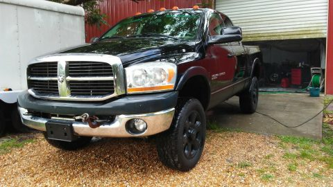 well maintained 2006 Dodge 2500 Power Wagon pickup for sale