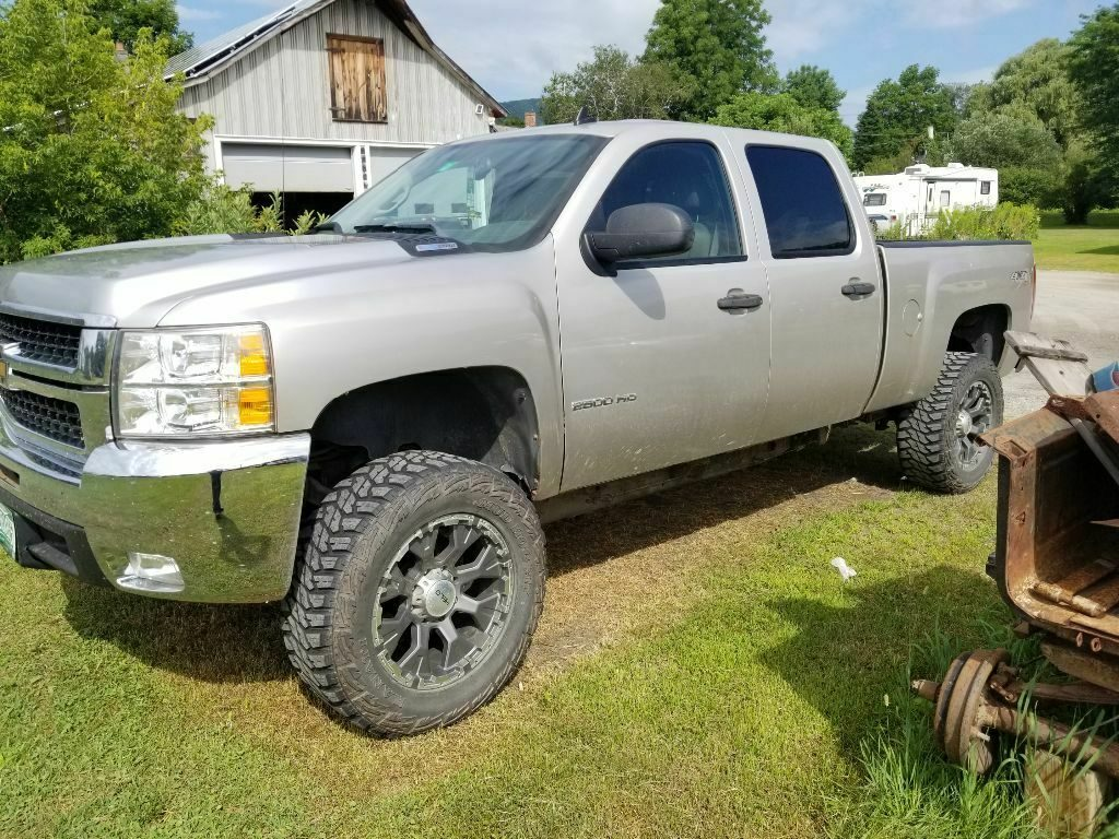 well maintained 2007 Chevrolet Silverado 2500 pickup