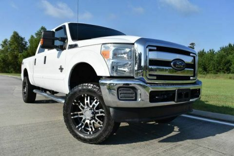 great shape 2012 Ford F 250 XLT pickup for sale