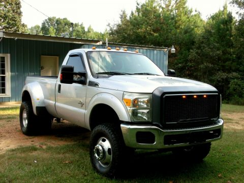 strong running 2011 Ford F 350 Super Duty pickup for sale