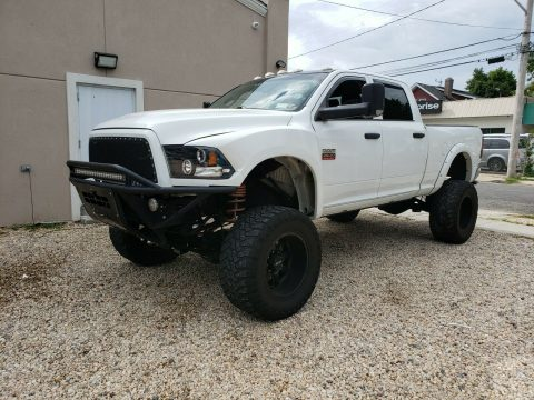 well modified 2012 Dodge Ram 2500 pickup for sale