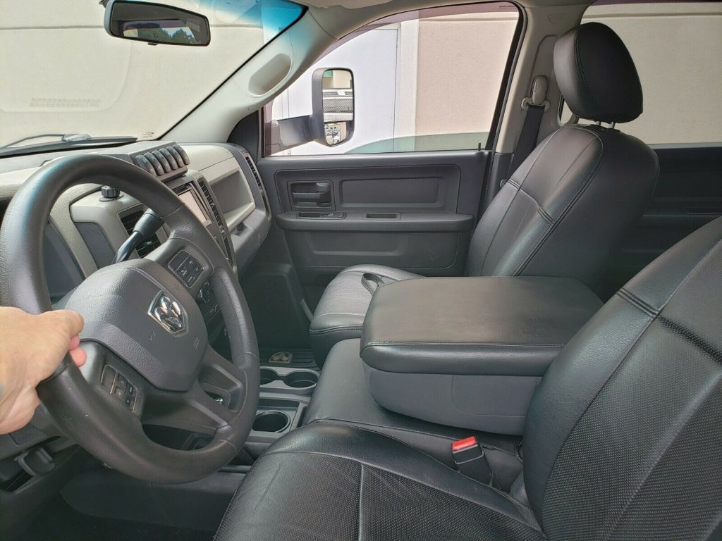 well modified 2012 Dodge Ram 2500 pickup