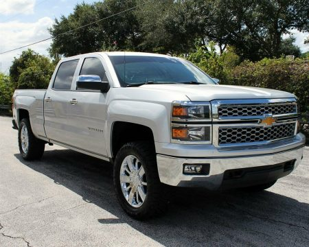 great shape 2014 Chevrolet Silverado 1500 LT Z71 pickup for sale