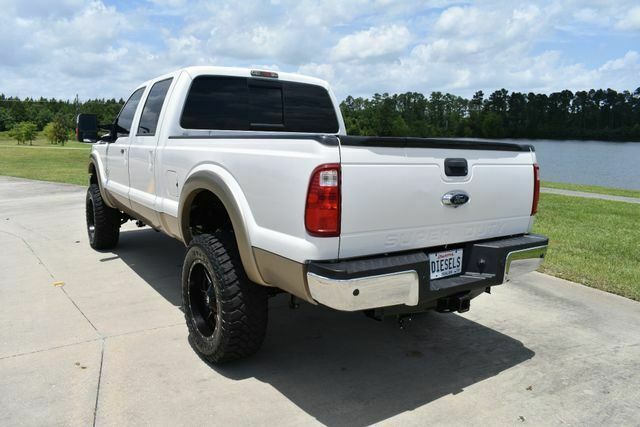very clean 2014 Ford F 250 Lariat pickup