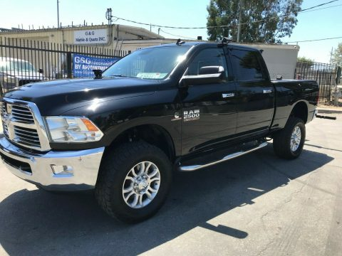 well equipped 2014 Dodge RAM 2500 TOW TRUCK pickup for sale