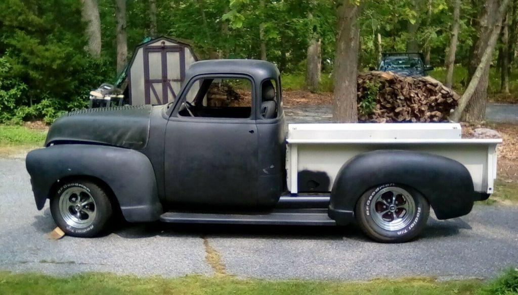 custom project 1954 Chevrolet Pickup 3100 pickup