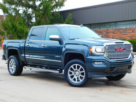 low miles 2017 GMC Sierra 1500 Denali Edition pickup for sale