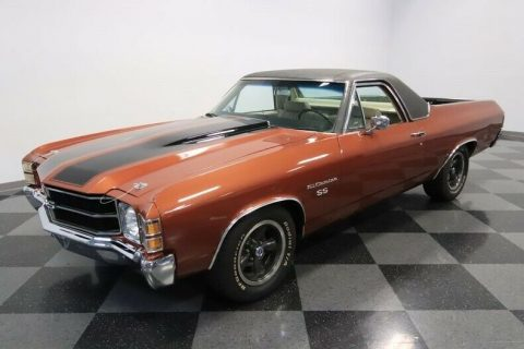 SS Tribute 1971 Chevrolet El Camino vintage pickup for sale