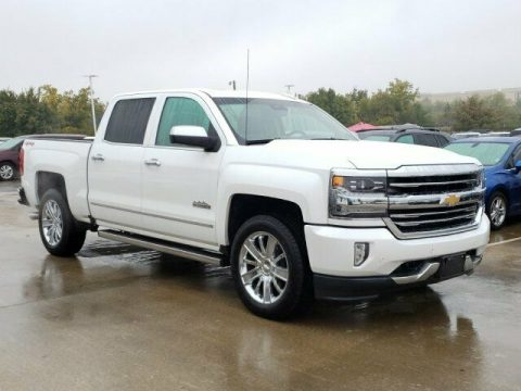 well equipped 2016 Chevrolet Silverado 1500 High Country pickup for sale