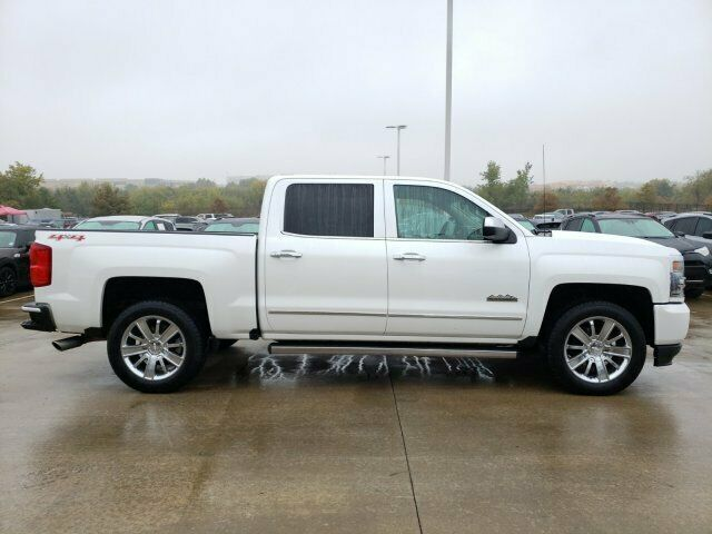 well equipped 2016 Chevrolet Silverado 1500 High Country pickup