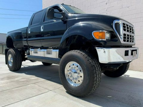 badass 2003 Ford F650 Super Truck pickup for sale