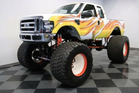 badass 2008 Ford F 250 pickup for sale