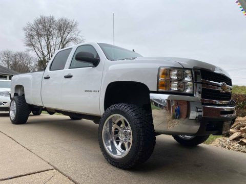 garage queen 2009 Chevrolet Silverado 2500 pickup for sale