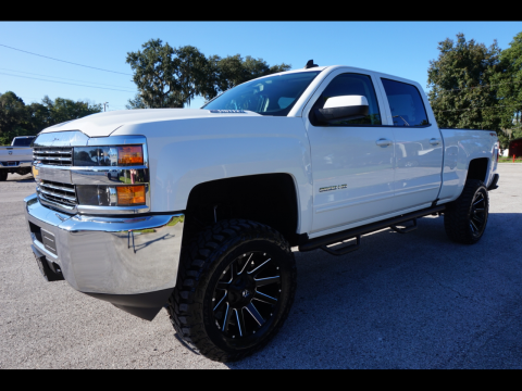 great shape 2018 Chevrolet Silverado 2500 pickup for sale