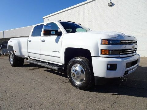 loaded 2019 Chevrolet Silverado 3500 LTZ pickup for sale