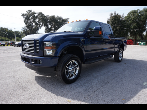 low miles 2009 Ford F 250 Harley Davidson Super DUTY pickup for sale