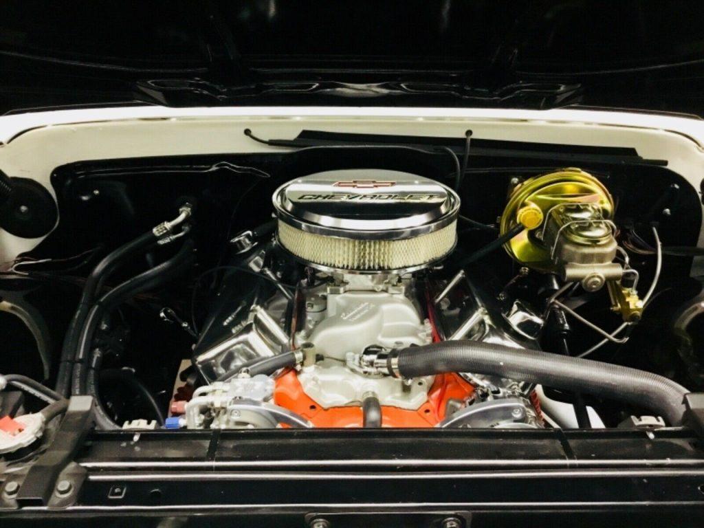 monster 1969 Chevrolet CST/20 pickup