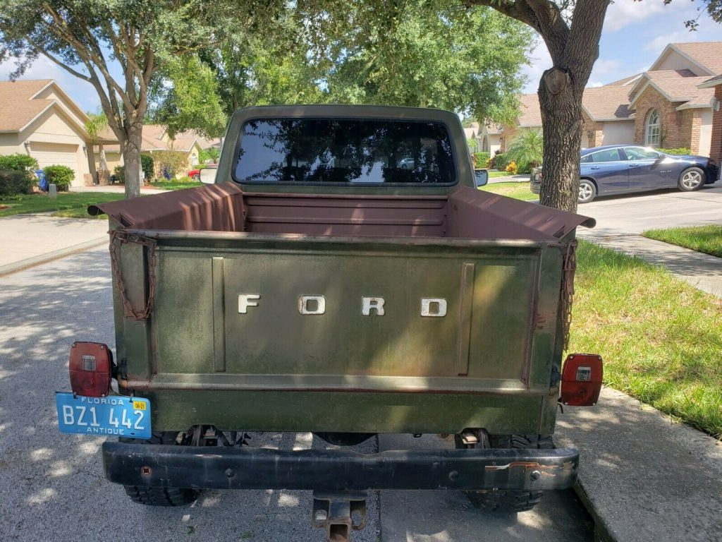 new parts 1976 Ford F 100 Ranger pickup