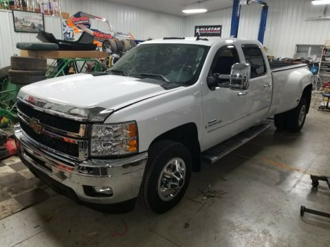 rebuilt 2008 Chevrolet Silverado 3500 LTZ pickup for sale