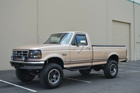 stunning and loaded 1997 Ford F 350 pickup for sale