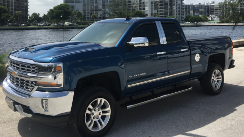 very clean 2018 Chevrolet Silverado 1500 lt pickup for sale