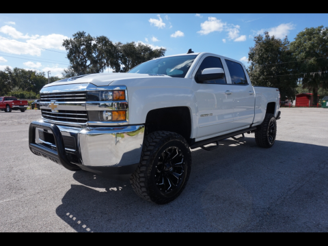 very clean 2018 Chevrolet Silverado 2500 LT pickup for sale