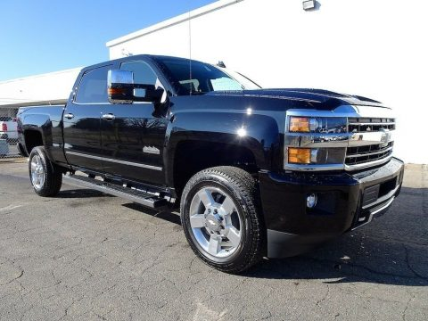 well equipped 2019 Chevrolet Silverado 2500 High Country pickup for sale