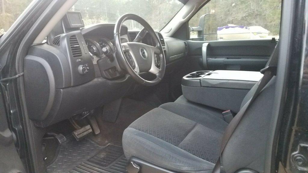 well running 2007 Chevrolet Silverado 2500 2500hd pickup
