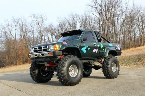 custom monster 1985 Toyota Pickup SR5 pickup for sale