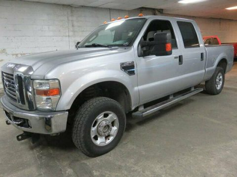 well equipped 2010 Ford F 250 pickup for sale